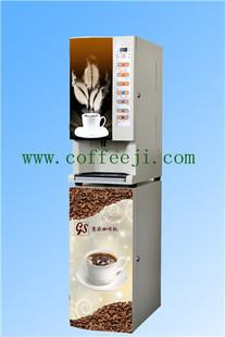 办公室免费自动咖啡奶茶机 咖啡奶茶机厂家在哪里 自助式咖啡机