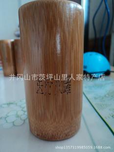 竹制品厂家大量批发竹制碳化拔火罐,本色拔火罐拔火罐系列竹制品