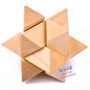 八角球拼法步骤图解
