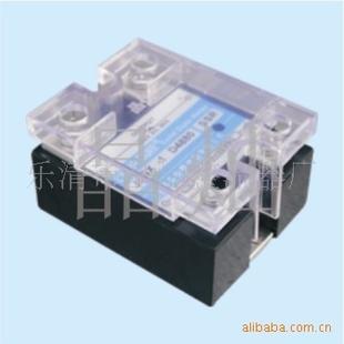 【行业精品】固态继电器 供应JGX-1DA 4825 (SSR)单相固态继电器