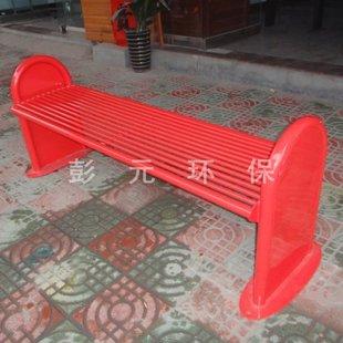 金属烤漆休闲椅 欧式广场休闲长凳 户外公园座凳厂家直销
