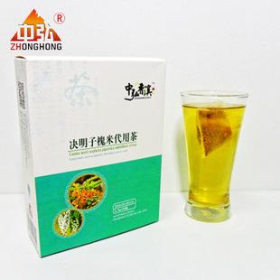 厂家批发保健代用茶 盒装决明子槐米代用茶 清肝明目代用茶