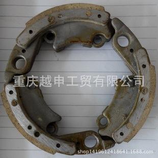 本款产品适用于铃木110型弯梁车自动离心离合器