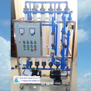 厂家订做工业净化水处理设备超滤设备矿泉水处理机器