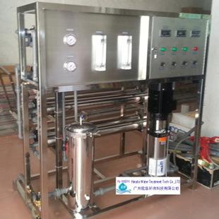 饮用水处理纯净水处理设备RO反渗透设备厂家订做