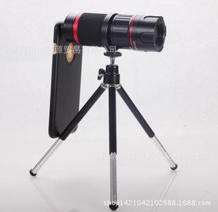 6-18倍X光学变焦望远镜iphone5/4S三星手机通用长焦放大摄像镜头