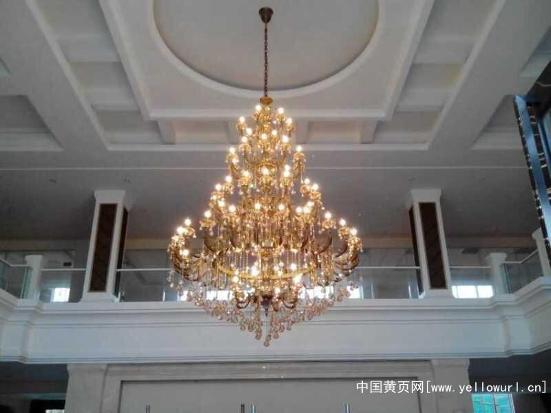 酒店大堂吊灯