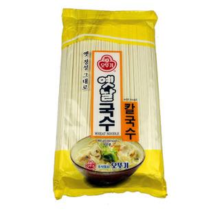 奥躜���g����.���/_韩国进口食品批发 奥士基刀削面(挂面)900g 整箱批发速食低价