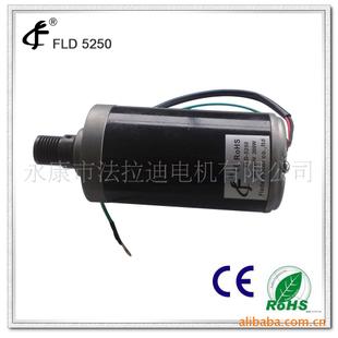 厂家直供跑步机甩脂机直流电机马达 5250