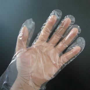 【康美齐】厂家批发销售一次性医用薄膜手套一次性家用卫生手套