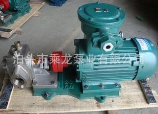 乘龙夹套保温齿轮泵 不锈钢保温齿轮泵 齿轮油泵大全 现货齿轮泵