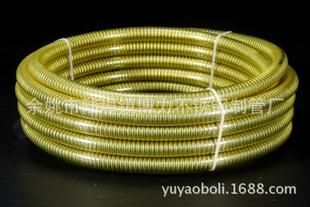 厂家直销 三分包塑圈装30米 不锈钢燃气管 金属软管 天然气管