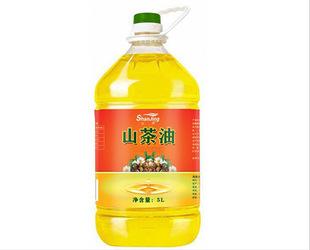 优美特山茶油 野生山茶油 5L桶装 有机调和山茶油