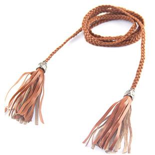 绳子皮带怎么系图解