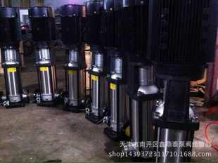 供应不锈钢立式多级泵50CDLF12-160 生活恒压供水设备 锅炉给水泵