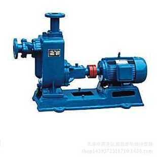现货供50ZW15-30自吸排污泵 ZW系列自吸排污泵 无堵塞自吸排污泵