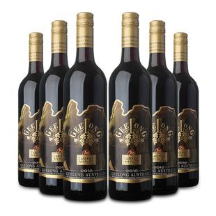 澳大利亚原装进口 佰德福吉隆庄园赤霞珠梅洛干红葡萄酒 红酒批发
