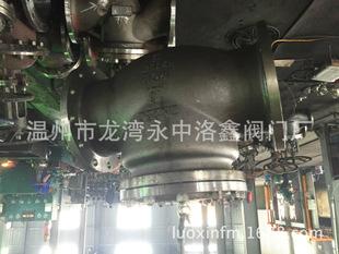 专业碳钢止回阀厂家批发 旋启式H44H止回阀 常压国标双向流动