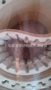 镀膜玻璃磨边机的专用加软PU皮带      33AT10-5460+5软PU