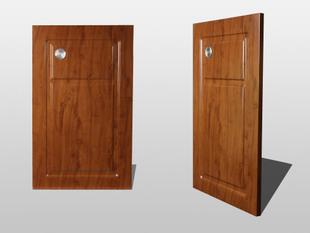 厂家直销定做橱柜门复古仿原木仿大理石防水新型环保橱柜门