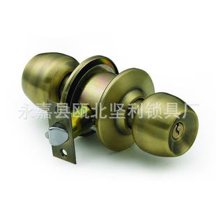 精品推荐外贸5831球锁 球形锁系列房门球锁 室内门球锁 酒店用锁