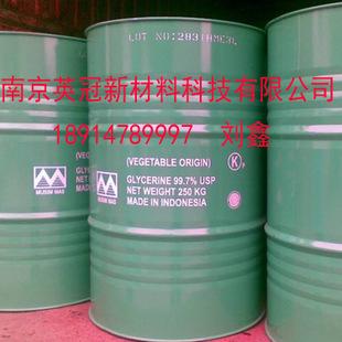 进口甘油 (丙三醇)春金 大自然 椰树甘油 99.7%甘油 甘油