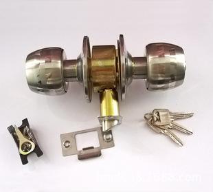5831球形门锁 不锈钢球锁 高档加重球锁