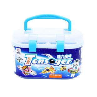 杭州廠家 探索者 升級版桶裝玩具批發178件 招代理