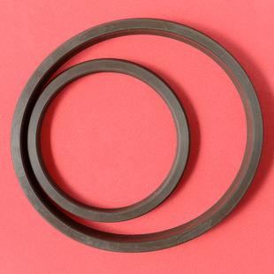 厂家直销 油缸密封圈UHS型轴孔通用密封圈 氟橡胶UHS密封圈