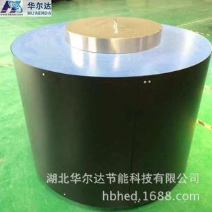 新型蓄热式熔铝炉 HED400KG-120高频熔铝炉 电磁熔铝炉供应