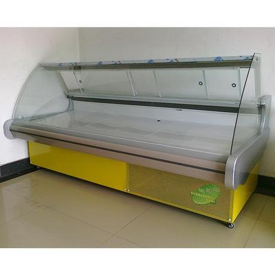 冷藏冰柜 翻盖熟食柜 超市菜场冷藏展示柜 食品制冷柜 厂家直批