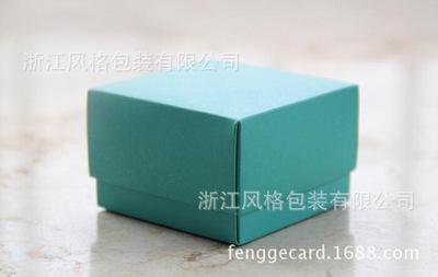 手工皂纸盒包装