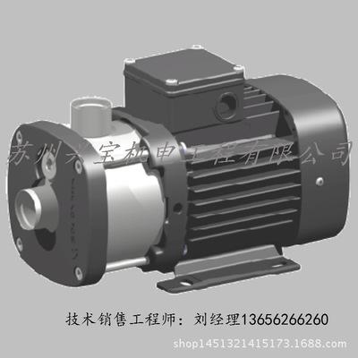 GRUNDFOS不锈钢水泵 丹麦格兰富水泵 CM卧式增压泵