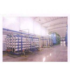 供应500升/小时电子级超纯水设备