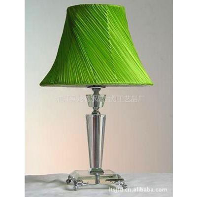 供应厂家特价直销水晶台灯,灯饰配件,现代简约