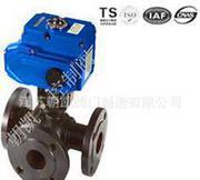 电动三通球阀Q944F-16C、Q945F-16C、电动L型