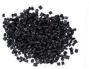PVC造粒/切粒/硬质注塑黑色PVC再生料颗粒