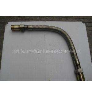 供应不锈钢金属软管-庆邦中旋