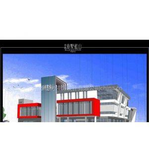 现代售楼部装修要点郑州售楼部装修公司橄榄树装饰