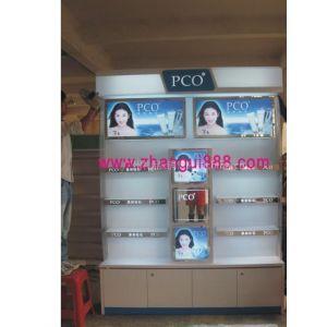 供应化妆品展柜化妆品展架