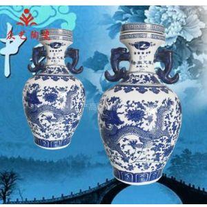 供应086陶瓷酒瓶制作+陶瓷酒瓶厂0798-陶瓷酒瓶加工