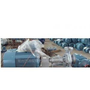 供应常州横林小型热油泵/WRY80-50-180热油泵(7.5KW)