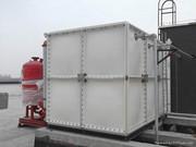 smc组合式水箱100*100*100玻璃钢水箱,环保水箱,消防水箱