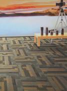 办公室地毯-方块地毯-惠普地毯
