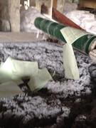 111打印、复印纸上海正规的文件化浆熔浆公司静安区公司的合同纸现场销毁急求档案销毁处理