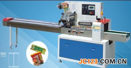 广东药品枕式包装机,小五金全自动包装机