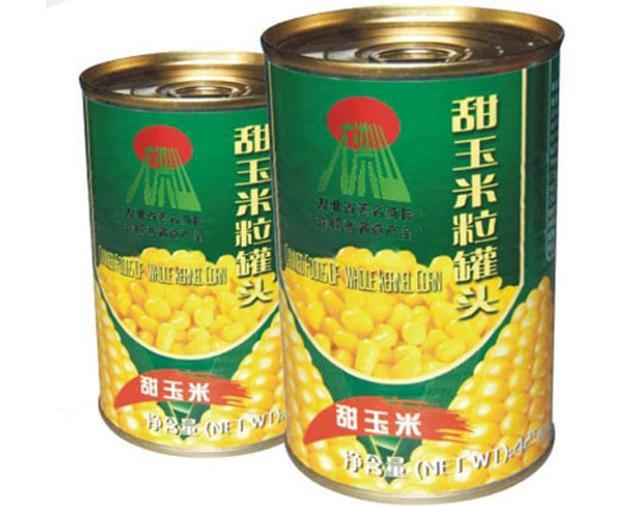 供应优质罐头食品玉米罐头青豆罐头
