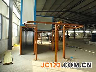 富阳MZ-静电喷涂设备