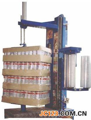供应自动缠绕机,PE膜缠绕机,钢丝缠绕机