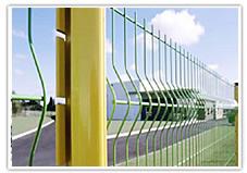 框架护栏网,三角折弯护栏网,双边丝护栏网,双圈护栏网,波浪形